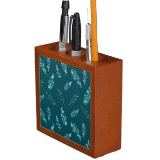 Porta Lápis O lápis empluma-se o organizador da mesa