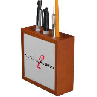 Porta Lápis O velho e o desatento