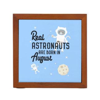Porta Lápis Os astronautas são em agosto Ztw1w nascidos