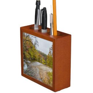 Porta-lápis Outono da forquilha dos jaques