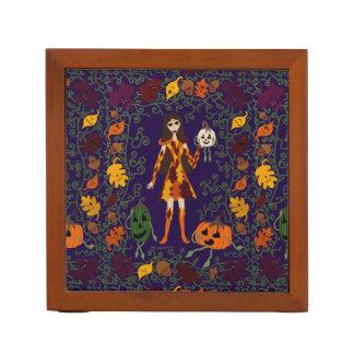 Porta-lápis País das fadas do outono