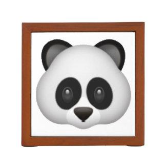 Porta-lápis Panda - Emoji