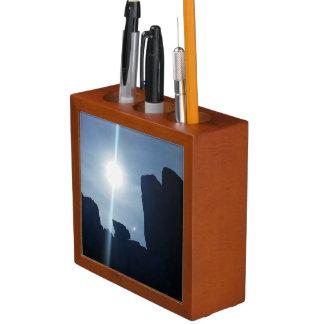 Porta-lápis Para o escritório ou a mesa Home