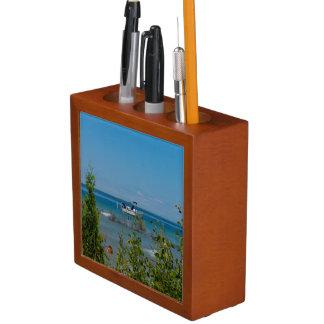 Porta-lápis Postado em Mackinac