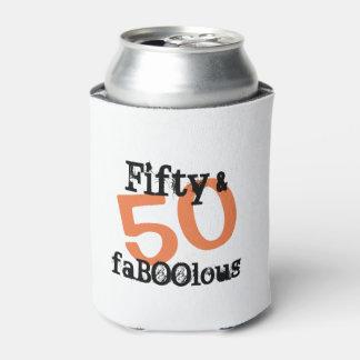 Porta-lata 50 e o Dia das Bruxas fabuloso - cinqüênta e