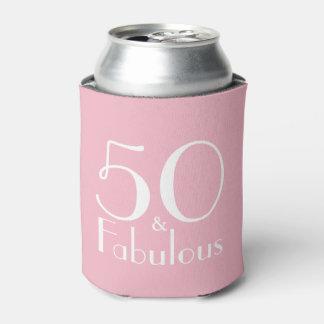 Porta-lata 50 e os 50th presentes de aniversário fabulosos