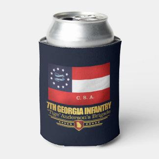 Porta-lata 7o Infantaria de Geórgia (2)