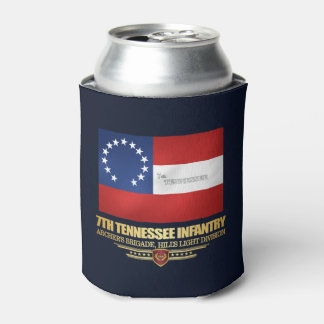Porta-lata 7o Infantaria de Tennessee