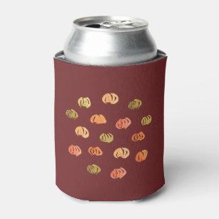 Porta-lata A abóbora pode refrigerador