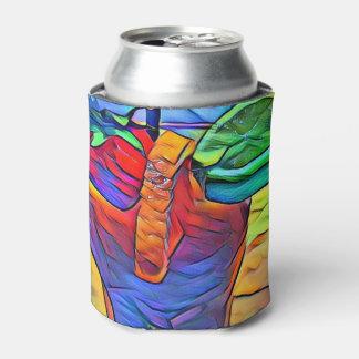 Porta-lata A bebida tropical pode refrigerador