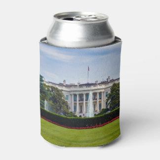 Porta-lata A casa branca