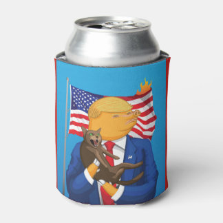 Porta-lata A catástrofe americana pode refrigerador