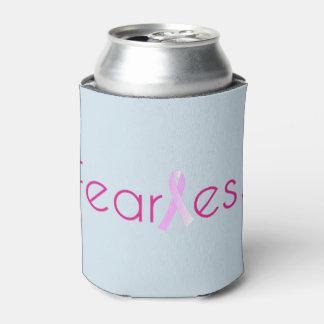 Porta-lata A consciência sem medo do cancro da mama pode