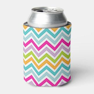 Porta-lata A cor Chevron pode refrigerador