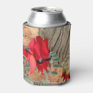 Porta-lata A ervilha de deserto de Sturt pode refrigerador