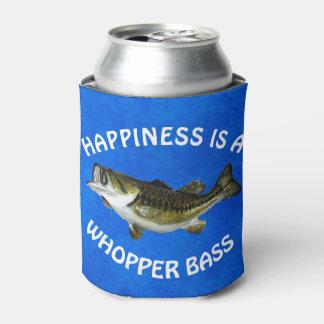 """Porta-lata A """"felicidade engraçada é um baixo do Whopper """""""