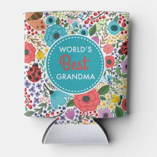 Porta-lata A melhor avó do mundo