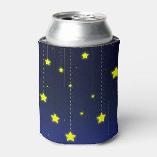 Porta-lata A noite estrelado pode refrigerador