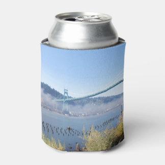 Porta-lata A ponte bonita de St Johns
