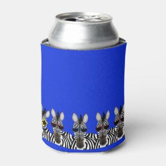 Porta-lata A zebra pode refrigerador