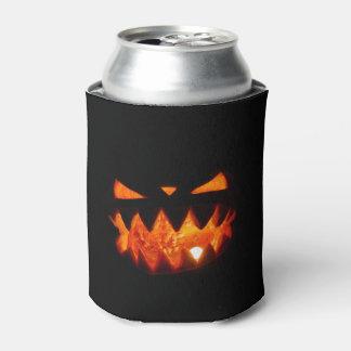 Porta-lata Abóbora do Dia das Bruxas