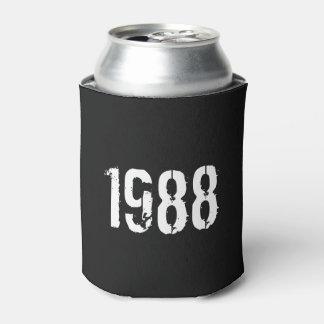 Porta-lata Aniversário do nascer em 1988