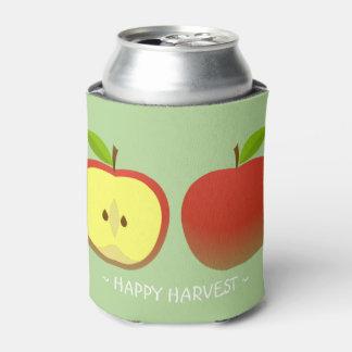 Porta-lata Apple e uma metade
