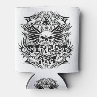 Porta-lata Arte tribal da rua do tatuagem