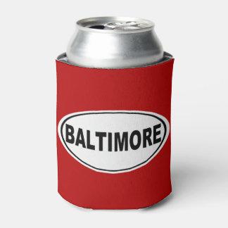 Porta-lata Baltimore Maryland