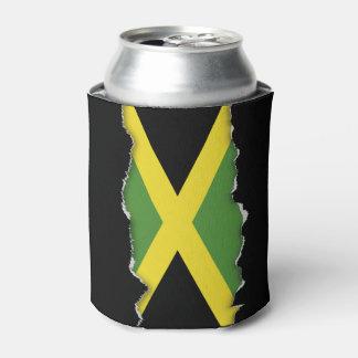 Porta-lata Bandeira clássica de Jamaica