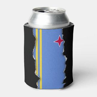 Porta-lata Bandeira de Aruba