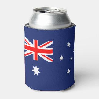 Porta-lata Bandeira de Austrália
