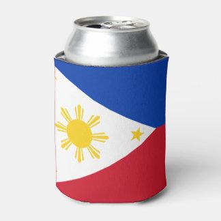 Porta-lata Bandeira de Filipinas