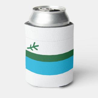 Porta-lata Bandeira de Labrador