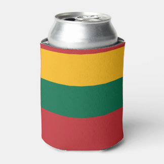 Porta-lata Bandeira de Lithuania
