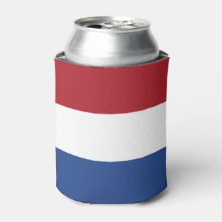 Porta-lata Bandeira de Países Baixos