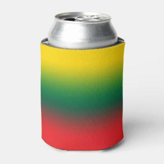 Porta-lata Bandeira do inclinação de cores de Lithuania