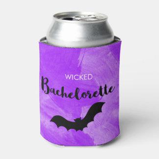 Porta-lata Bastão mau Witchy do preto da festa de solteira
