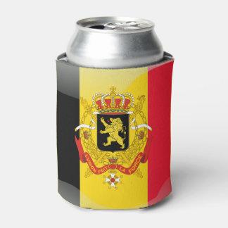 Porta-lata Brasão belga