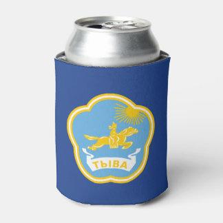 Porta-lata Brasão de Tuva