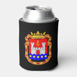Porta-lata Brasão do oblast de Kaliningrad