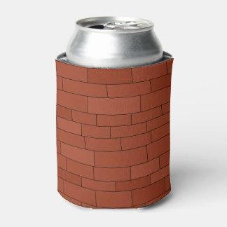 Porta-lata Bricked pode acima refrigerador