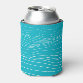 Porta-lata cama do oceano - refrigerador da bebida