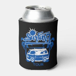 Porta-lata Camionete surfando da excursão