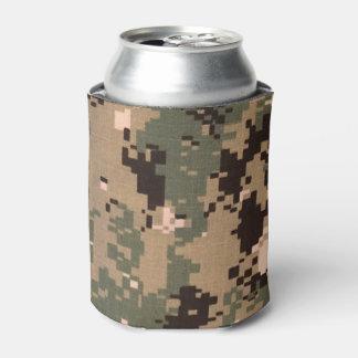 Porta-lata Camuflagem