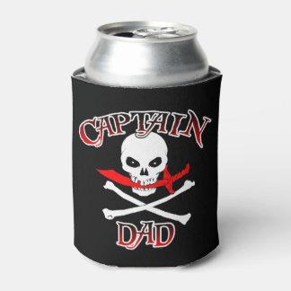 Porta-lata Capitão Pai Poder Refrigerador