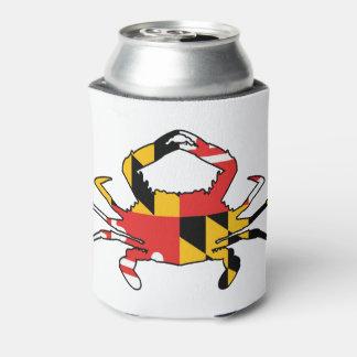 Porta-lata Caranguejo de Maryland