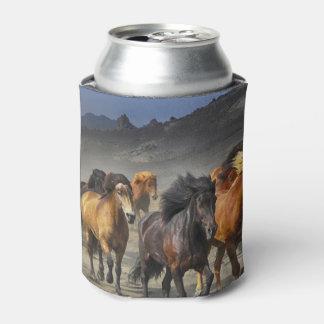 Porta-lata Cavalos selvagens