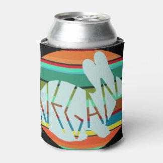 Porta-lata Cerveja do coelho do Vegan acolhedor