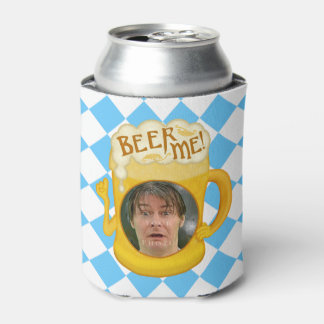 Porta-lata Cerveja engraçada mim foto do humor | do bebendo